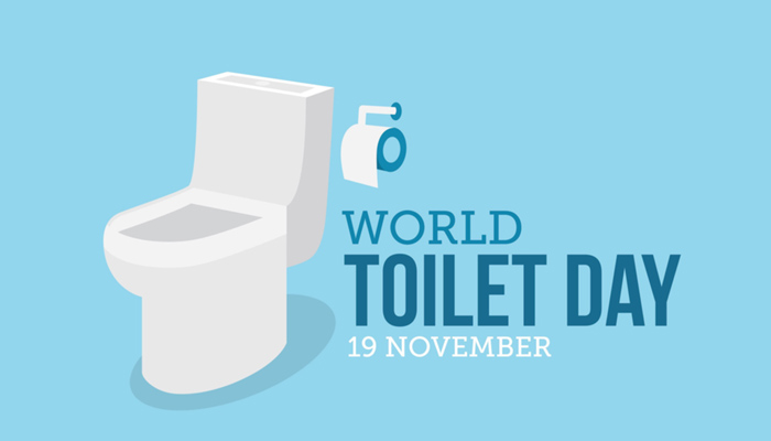 World Toilet Day 2018   DYK how much months of your life you spend in toilet
