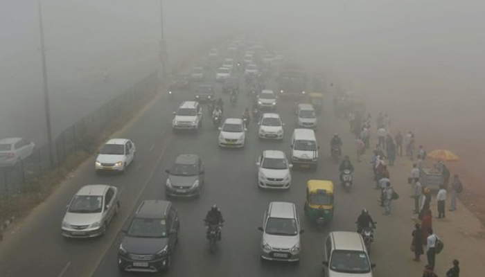 Delhi-NCR: Air quality is very poor, slight improvement likely in next 48 hours