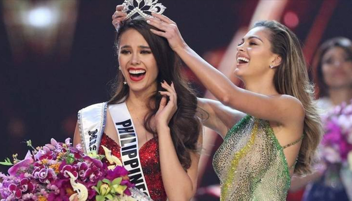 Catriona Elisa bags title of Miss Universe 2018
