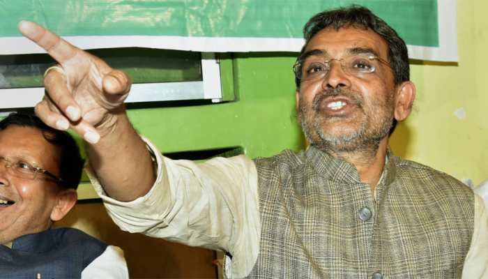 Upendra Kushwaha quits as a minister in Modis cabinet