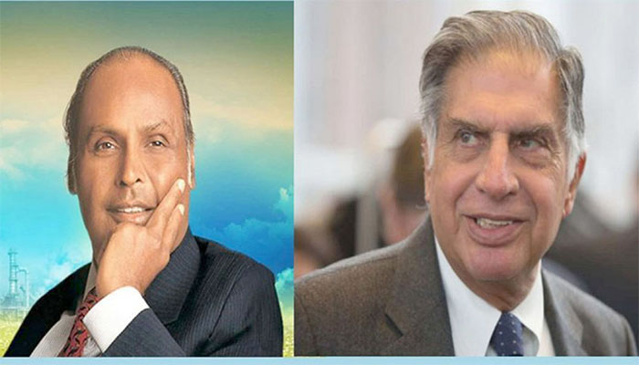 India celebrates Dhirubhai Ambani, Ratan Tatas birthday