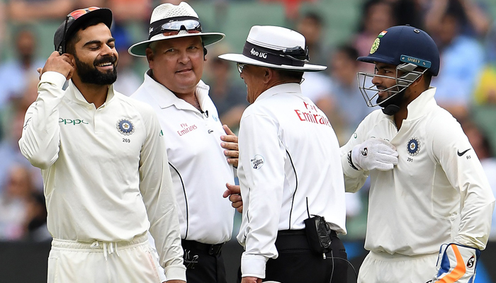 Melbourne Test: India need 2 wickets to win; Aus 258/8 on day 4 (stumps)