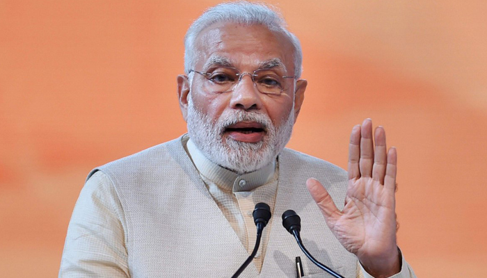 Jharkhand: PM Modi lays foundation of several irrigation projects