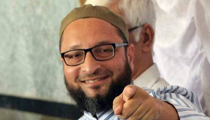 India is my fathers country, nobody can force me to flee, says Owaisi