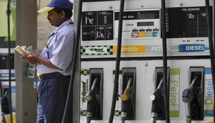 Domestic fuel prices decline by 30 paise; Prices of petrol at new low