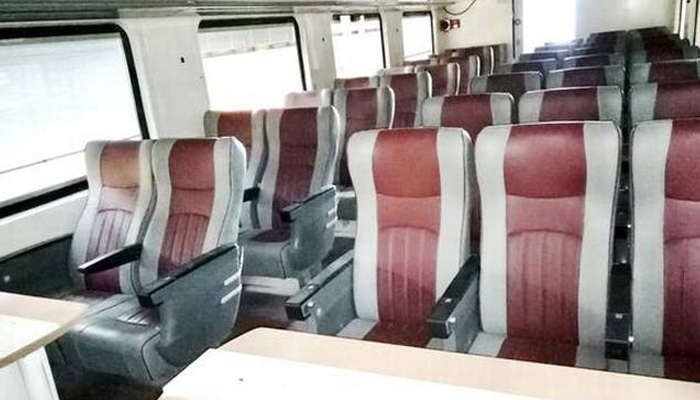 New coaches of Tejas expressed rolled out | Pics, facts inside