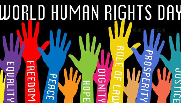 Dec 10 observes as Human Rights Day and other historical events
