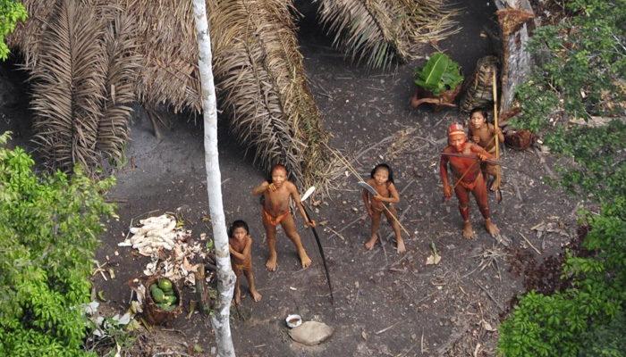 North Sentinel Island: Where the uncontacted people from Earth live